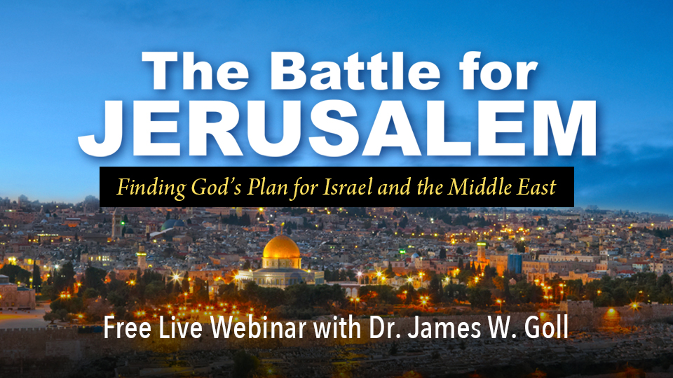 The Battle for Jerusalem